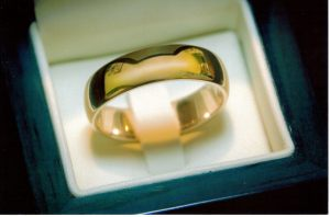 paul's wedding ring